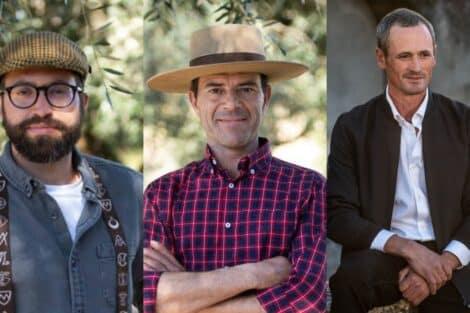 Agricultor, João Menezes, João Neves, Ivo Pires