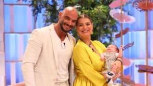 Andreia Filipe, Big Brother, Filho