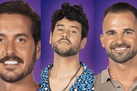 Big Brother, Antonio Bravo, Bruno Almeida, Rafael