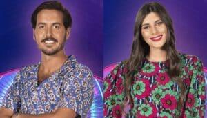 Big Brother, António, Joana