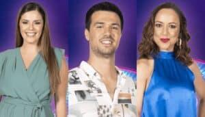 Big Brother, Aurora, João, Débora