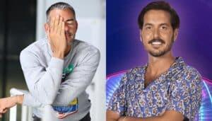 Big Brother, Cláudio Ramos, António