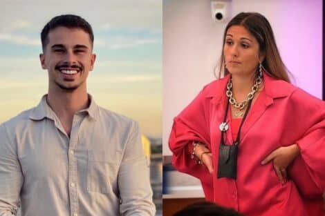 Big Brother, Fábio, Rita