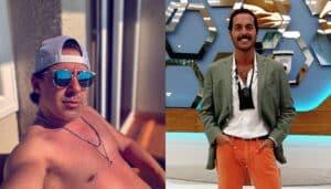 Big Brother, Pedro Soá, António