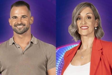 Big Brother, Ana Morina, Rafael