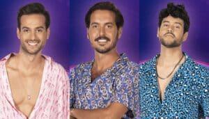 Big Brother, Ricardo, António, Bruno