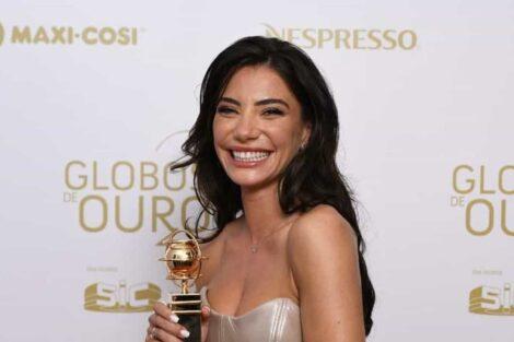 Carolina Carvalho, Globos De Ouro
