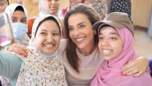 Catarina Furtado, Projetos Da Unfpa, Egito