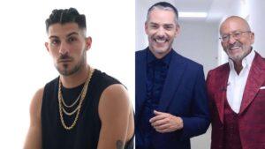 Claudio Alegre, Claudio Ramos, Manuel Luis Goucha, Big Brother