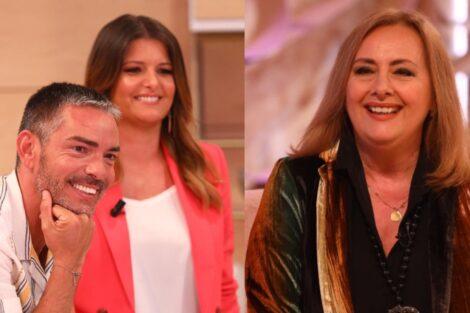 Claudio Ramos, Maria Botelho Moniz, Fatima Campos Ferreira