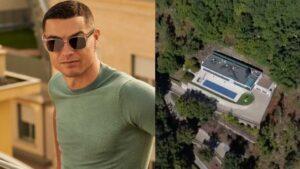 Cristiano Ronaldo, Casa Geres