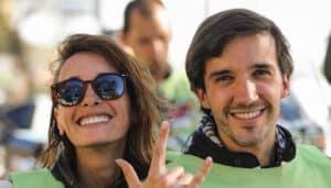 Diogo Branco E Marisa Liz