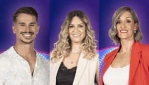 Big Brother, Fábio Faísca, Ana Barbosa, Ana Morina