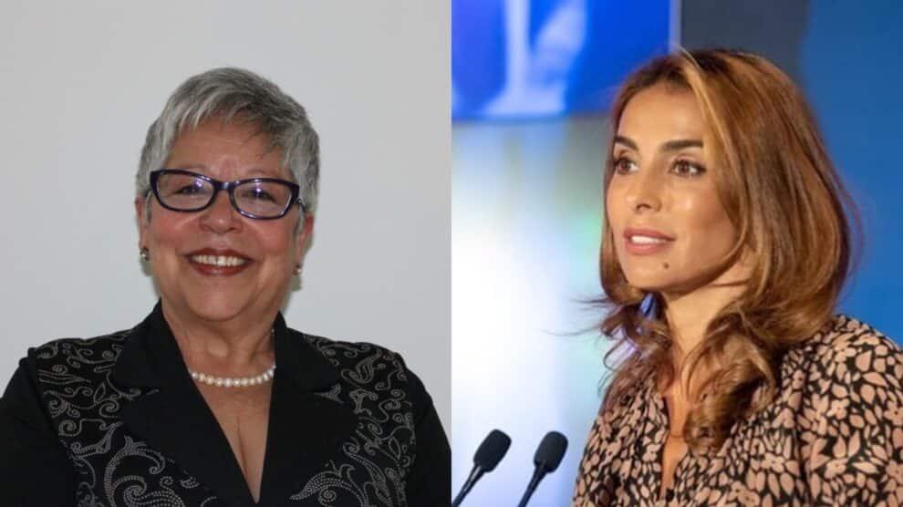 Maria Vieira, Catarina Furtado