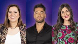 Big Brother, Felicidade Sá, Joana Schreyer, Rui Pinheiro