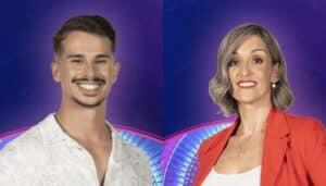 Big Brother, Fábio Faísca, Ana Morina
