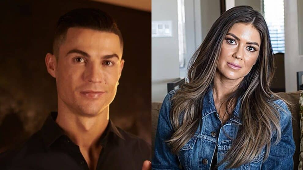 Cristiano Ronaldo, Kathryn Mayorga