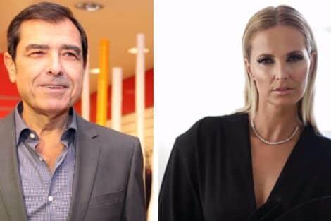 Jose Eduardo Moniz, Cristina Ferreira