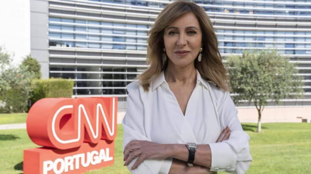 Judite Sousa, Cnn Portugal