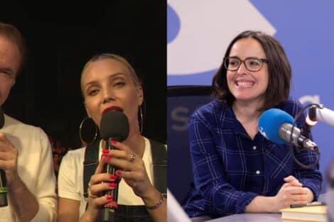 Luciana Abreu, Joana Marques