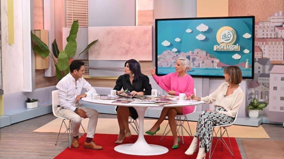 Mónica Sintra, Filipa Torrinha Nunes, Alô Portugal, Sic
