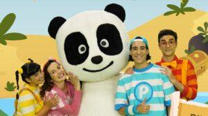 Panda E Os Caricas Na Ilha