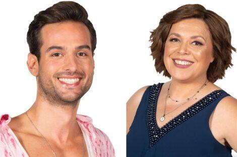Ricardo Pereira, Maria Da Conceicao, Big Brother