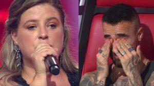 The Voice Portugal, Andreia Rio, Diogo Piçarra