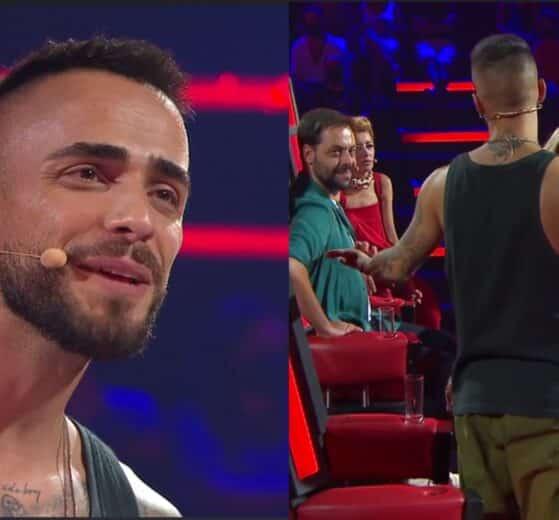 The Voice Portugal, Diogo Piçarra, Aurea