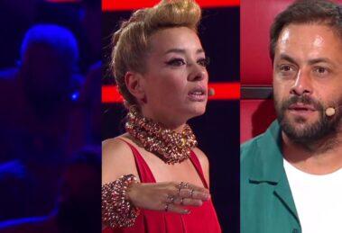 The Voice Portugal, Momento Aflicao Marisa Liz Antonio Zambujo
