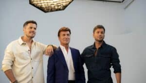 Tony Carreira, David Carreira, Mickael Carreira