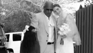 Vin Diesel E Filha De Paul Walker, Meadow Walker